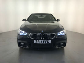 2014 BMW 520D M SPORT DIESEL 1 OWNER SERVICE HISTORY FINANCE PX WELCOME
