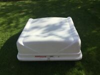 Roof Box, great for holidays!