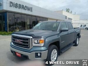 2014 GMC Sierra 1500 SLE   4x4, Max Trailering Package, Remote S