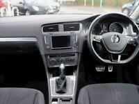 2016 Volkswagen Golf 2.0 TDI 184 5dr DSG Auto Estate Diesel Automatic