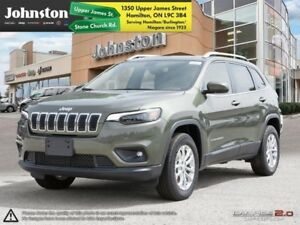 2019 Jeep Cherokee North  - Heated Seats