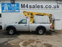 Ford Ranger REGULAR CAB 4X4 CHERRY-PICKER