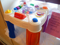 Fisher Price Musical Activity Center