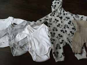 H&M organic baby clothes for boy or girl