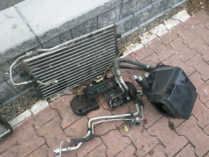 Miata NA 1.6 A/C Complete System with Second Fan