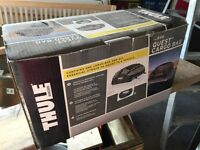 Thule roof top cargo carrier bag