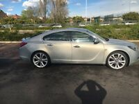 Vauxhall insignia diesel 45k fully loaded PCO registered