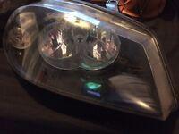 Seat Ibiza 6L 2002-2009 passenger side headlight
