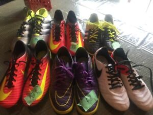 "Great selection of men""s cleats"