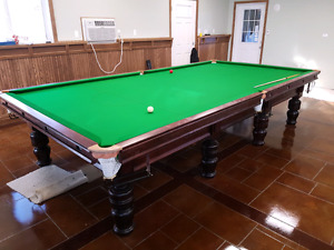 Pool Table Mechanic (20+ years Experience) Regina Regina Area image 9