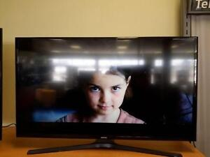 """*** USED *** SAMSUNG 40"""" SAMSUNG LED SMART TV   S/N:3CEGB00250   #STORE901"""