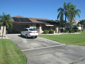 Canadian pricing special for Cape Coral Pool Home