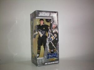 "1997 NHL Pro Zone 12""  Figure Jaromir Jagr Pittsburgh Hockey"