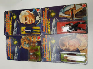 Vintage Battle Star Galactica Figurines From 1978 un opened