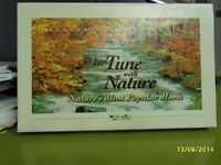 In Tune With Nature 4 cassettes Readers Digest New in box