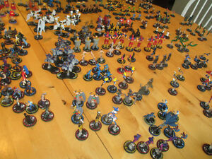Large Collection of HeroClix miniatures Kitchener / Waterloo Kitchener Area image 8