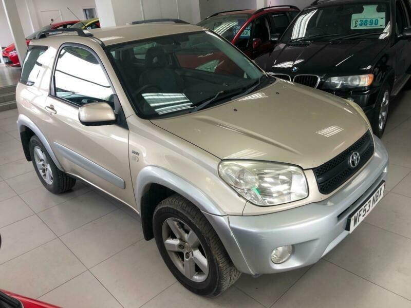 2003 Toyota rav4 1 year mot | MOT May 2020 | cheap cars reliable | in  Lechlade, Gloucestershire | Gumtree