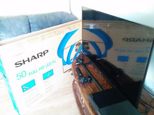 "Tv Sharp 50"" full HD led"