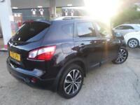 Nissan Qashqai 2.0 N-Tec 5dr Automatic PETROL AUTOMATIC 2012/12