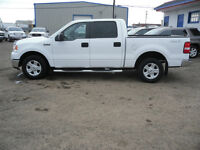 2008 Ford F-150 SuperCrew XLT 4X4 GUARANTEED APPROVAL!