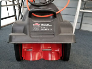 Electric Snowthrower  - New - REDUCED !