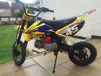 Stomp 140 pit bike (SOLD)