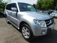 2007 MITSUBISHI SHOGUN GLS ELEGANCE LWB DI-D SAT NAV*R CAMERA*HEATED SEATS ESTAT
