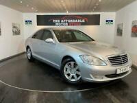 2006 Mercedes-Benz S-CLASS 3.0 S320 CDI 4d 231 BHP Auto Saloon Diesel Automatic