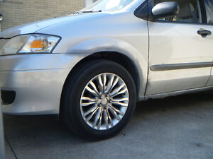 "18"" alloy rims"