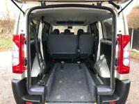 2014 Citroen Dispatch Combi 2.0 HDi 95 L2 6dr WHEELCHAIR ACCESSIBLE VEHICLE 6...
