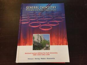 General Chemistry: Principles and Modern Applications YorkU