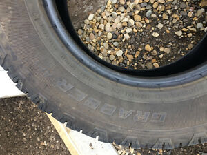 Lt275-65-18 tires like new