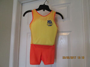 CHILD POOL FLOTATION BATHING SUIT