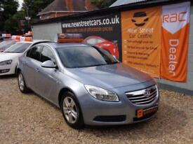 VAUXHALL INSIGNIA 2.0 EXCLUSIV CDTI 5DR Silver Manual Diesel, 2010