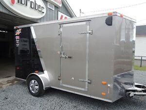 trailer fermé 7x12