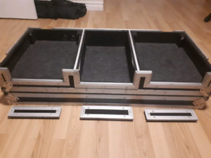 DJ Coffin for Lrg CD Players & 10in Mixer