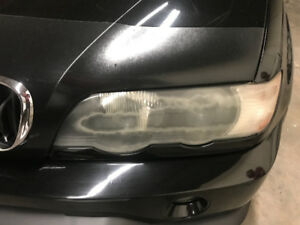 HEADLIGHT RESTORATION! BEST IN GTA! 100%