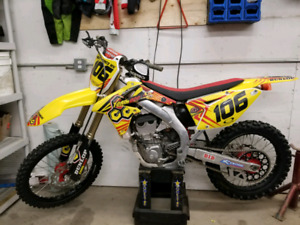 fuel injected 2012 rmz 450