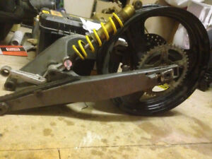 Scooter Rolling Chassis