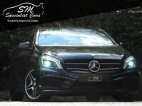2013 13 MERCEDES-BENZ A CLASS 1.8 A180 CDI BLUEEFFICIENCY AMG SPORT 5D AUTO 109