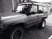 Discovery 2.5 off road 400£