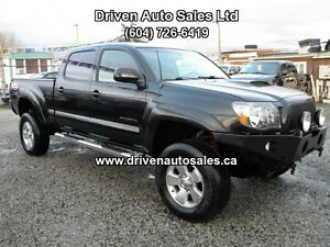 2007 Toyota Tacoma TRD Lifted Double Crew Cab 4x4 Pickup Truck
