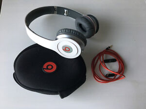 Beats by Dr.Dre Solo Wired - WHITE