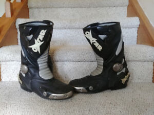 Oxtar Sport Motorcycle Boots - size 46 / 11.5