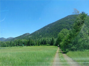 20.38 Acres in Salmo!  (8774 Hwy 6)