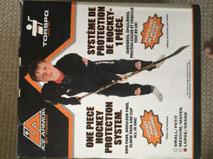 One Piece Hockey Protection System - Ice Armor - Brand New