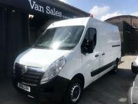 Vauxhall Movano 2.3CDTI 16v ( 100ps ) ( Euro V ) L2H2 Med Roof Van MWB 3500