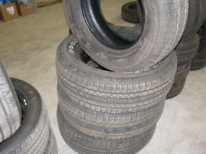 GOOD CONDITION 18 Inch Tires