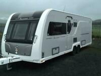 Buccaneer 2015 cruiser 4 berth fixed island bed end changing room