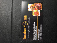 **TRADITIONAL JAMAICAN CATERING FOR YOUR NEEDS**